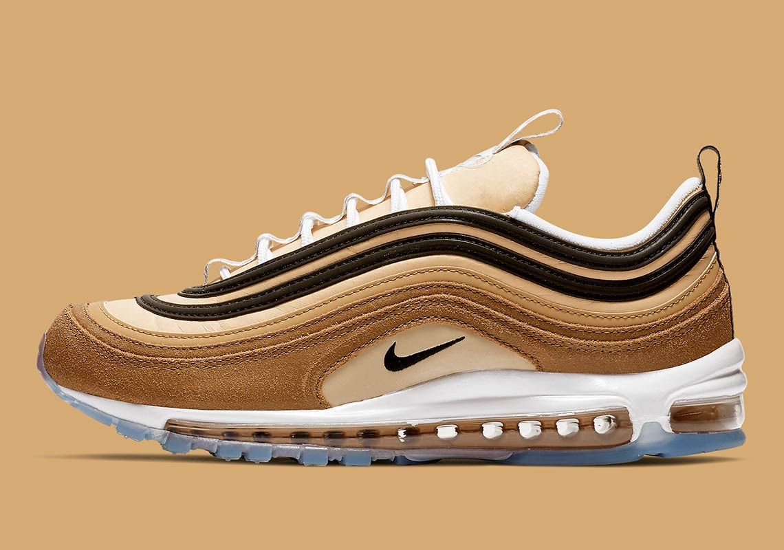 Nike Air Max 97 ''Shipping Box'' Sneaker Style