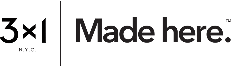 3x1 - Logo