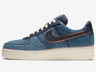 3x1 x Nike Air Force 1 Low ''Blue Denim''