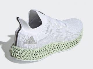 adidas Consortium Alphaedge 4D ''White''