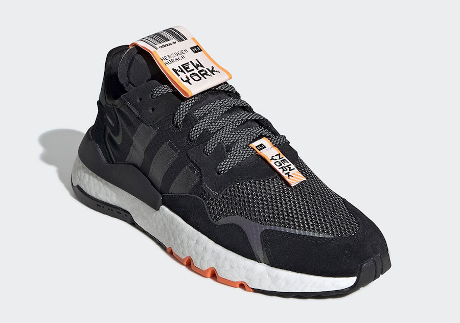 adidas Nite Jogger ''City Pack'' Sneaker Style