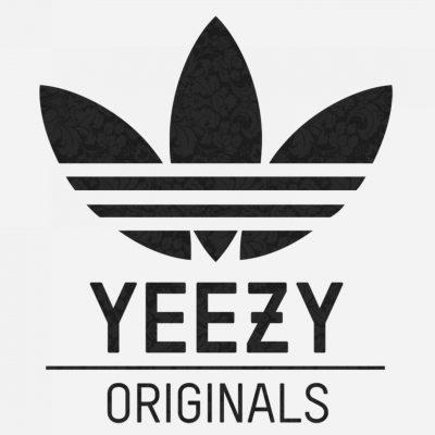 adidas Yeezy - Logo