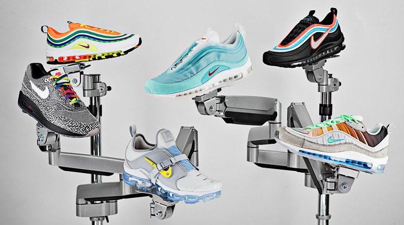 Les sneakers du Nike On Air 2018