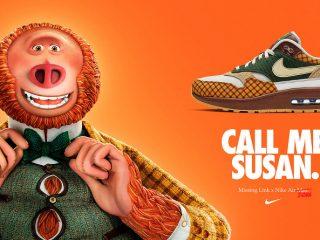 Missing Link x Nike Air Max 1 ''Susan''