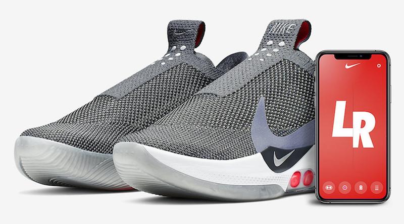 Nike Adapt BB ''Dark Grey'' Sneaker Style