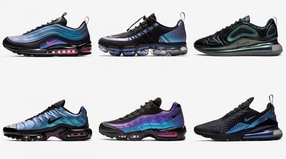 Nike Air Max ''Throwback Future'' Pack