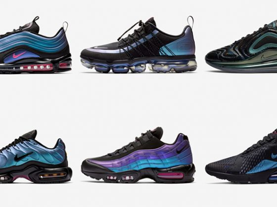 Nike Air Max ''Throwback Future'' Pack