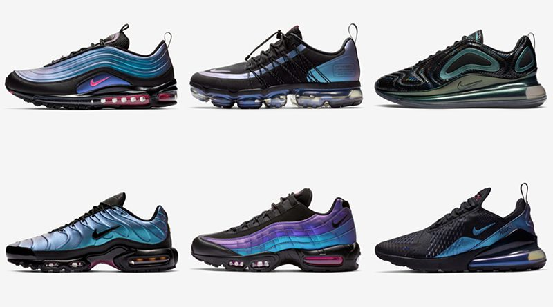 Nike Air Max ''Throwback Future'' Pack Sneaker Style