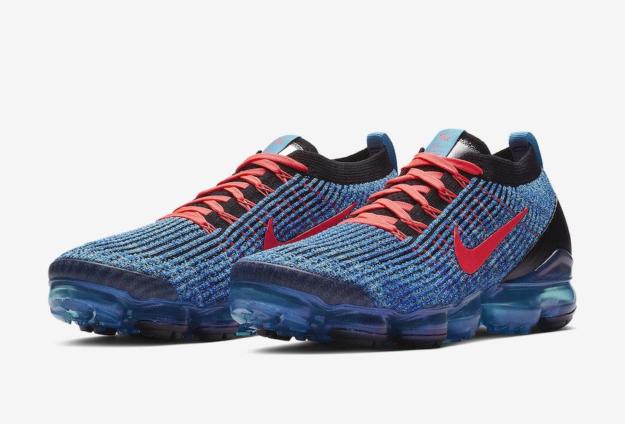 Nike Air VaporMax 3.0 ''Blue Fury'' Sneaker Style