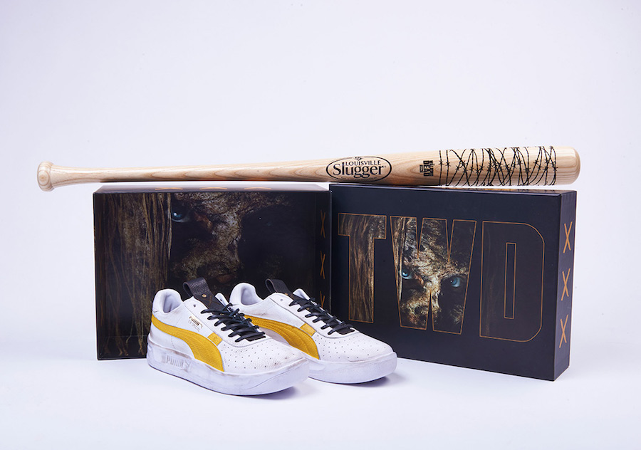 The Walking Dead x PUMA Special GV Sneaker Style