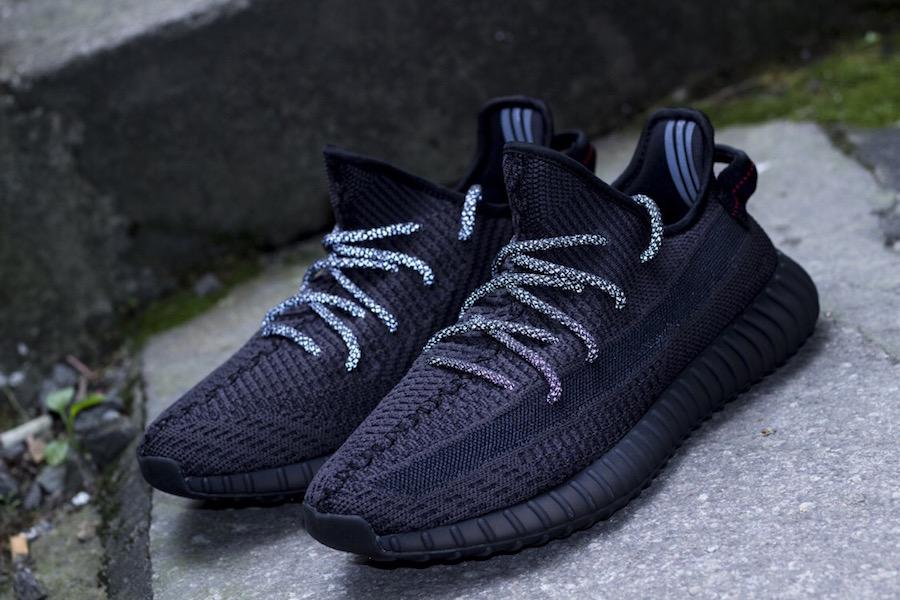 adidas Yeezy Boost 350 v2 ''Triple Black''