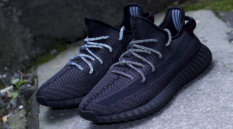 adidas Yeezy Boost 350 v2 ''Triple Black''