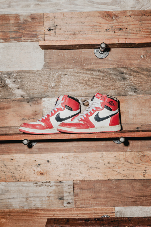 Air Jordan 1 Retro High OG ''Chicago''