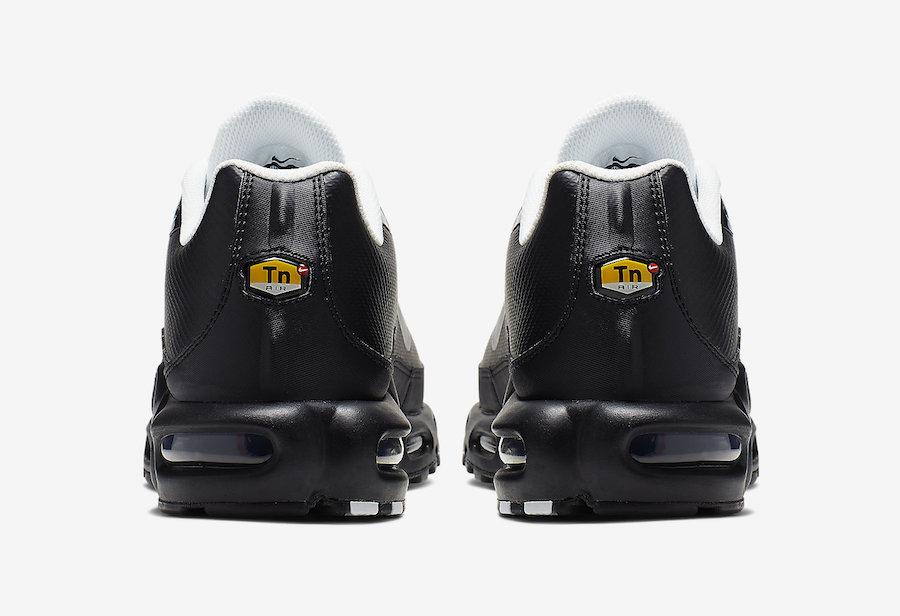 Nike Air Max Plus TN SE ''BlackWhite'' Sneaker Style