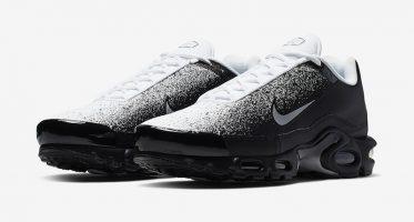 NikeAir Max Plus TN SE ''Black/White''