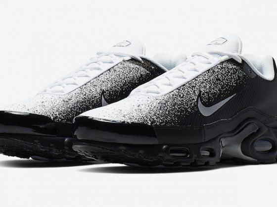 Nike Air Max Plus TN SE ''Black/White''