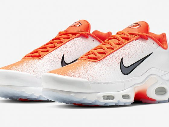 Nike Air Max Plus TN SE ''Hyper Crimson''