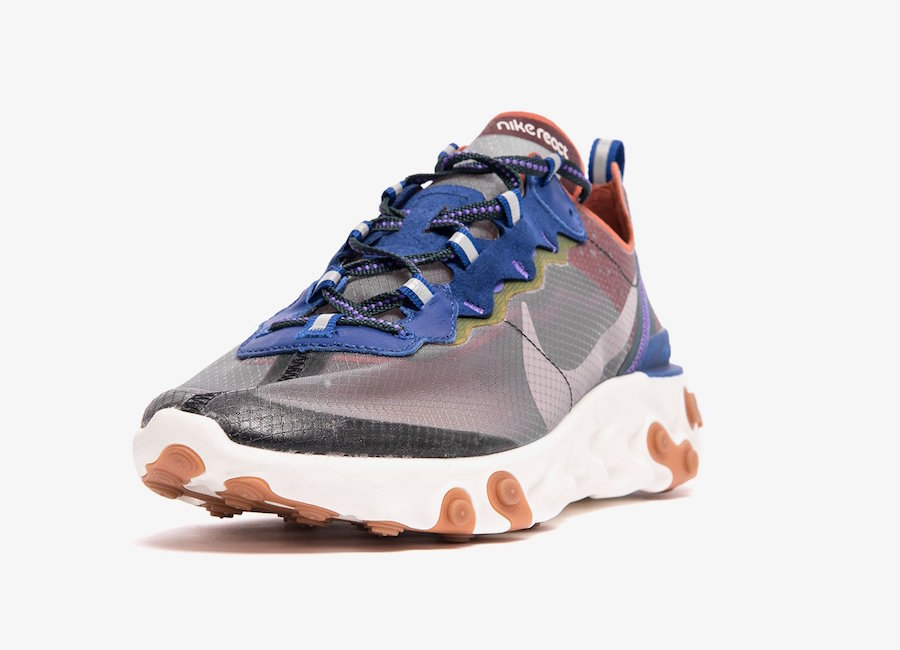 Nike React Element 87 ''Dusty Peach''