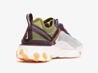 Nike React Element 87 ''Moss''