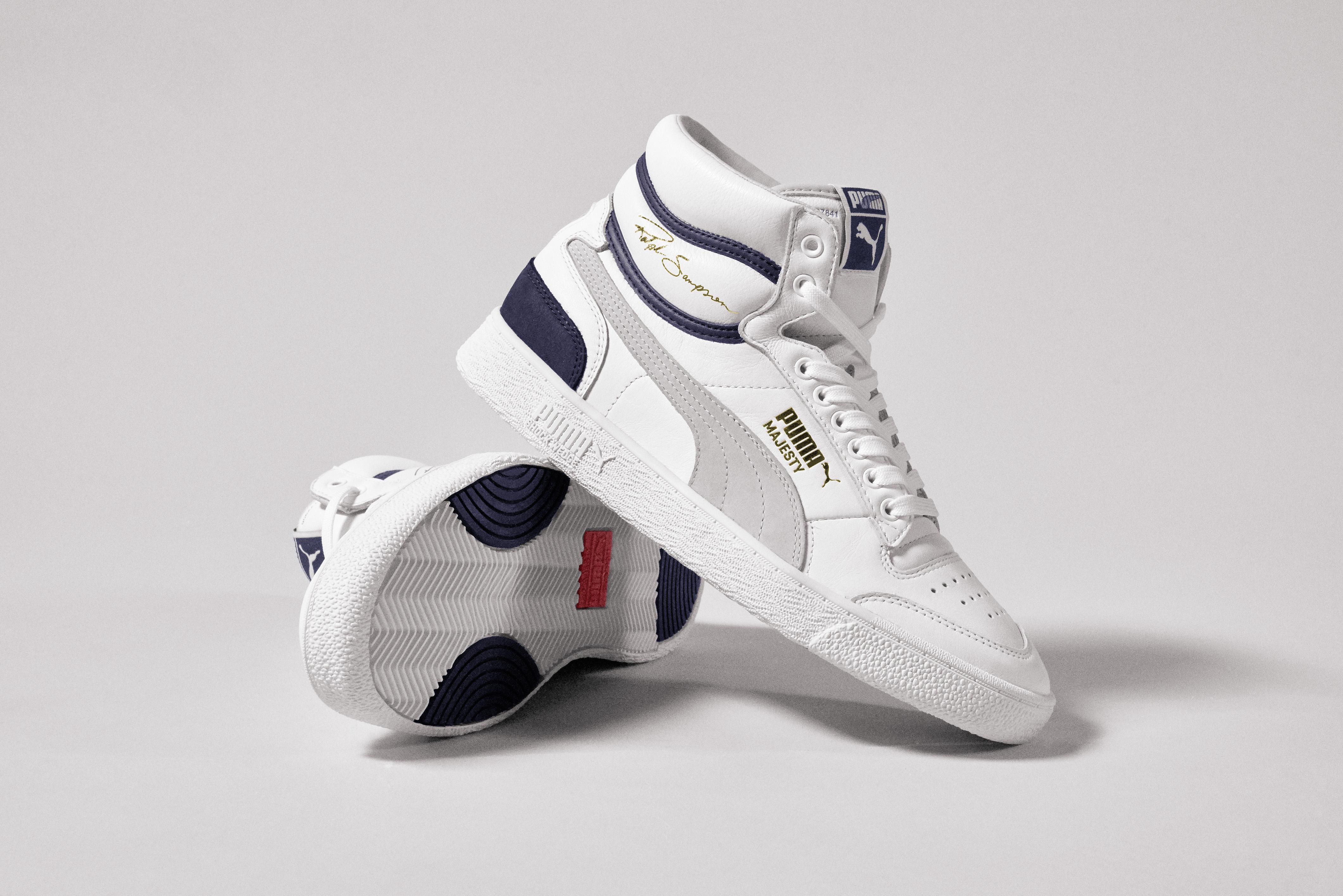 PUMA Ralph Sampson OG Sneaker Style