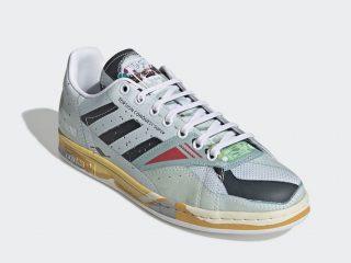 Raf Simons x adidas Torsion Stan Smith