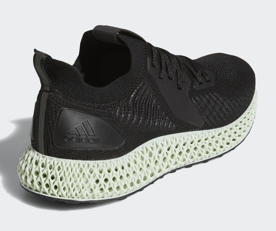 adidas Alphaedge 4D ''Black''
