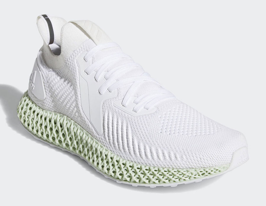 adidas Alphaedge 4D ''White''