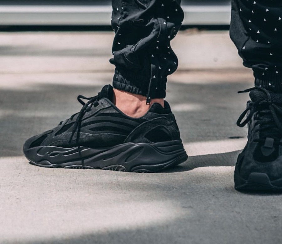adidas Yeezy Boost 700 v2 ''Vanta'' - On feet