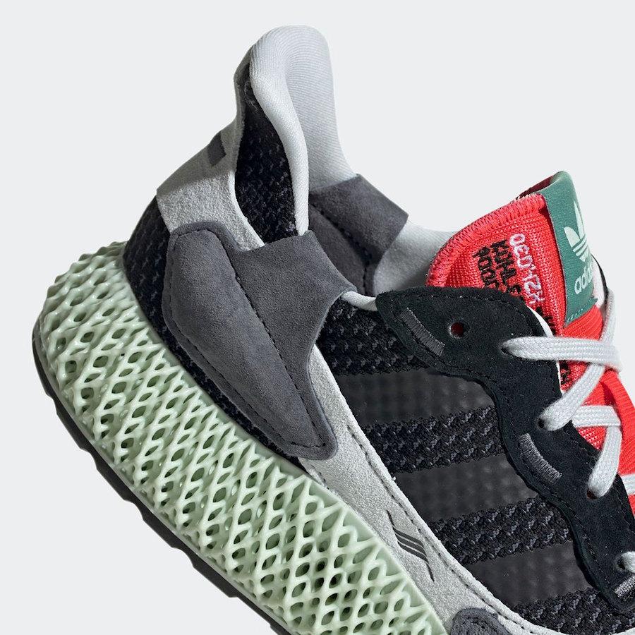 adidas ZX 4000 4D ''Black Onix''