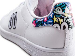Hattie Stewart x adidas Stan Smith - Style code CM8417