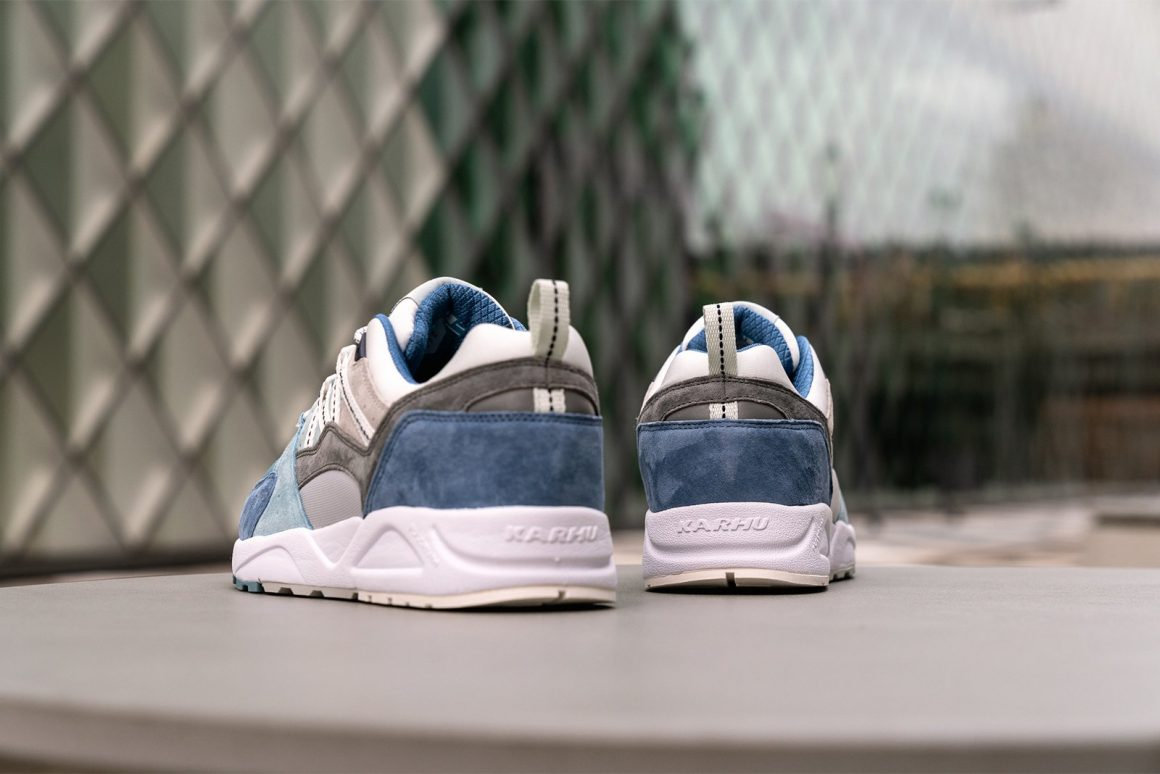 Karhu Fusion 2.0 - Lunar Rock/Moonlight Blue