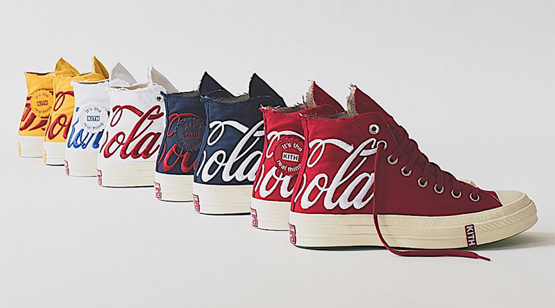 KITH x Converse Chuck Taylor ''Coca-Cola'' Pack