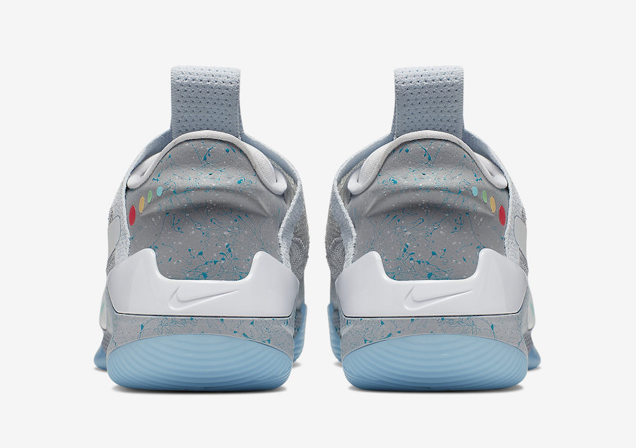 Nike Adapt BB ''Wolf Grey''