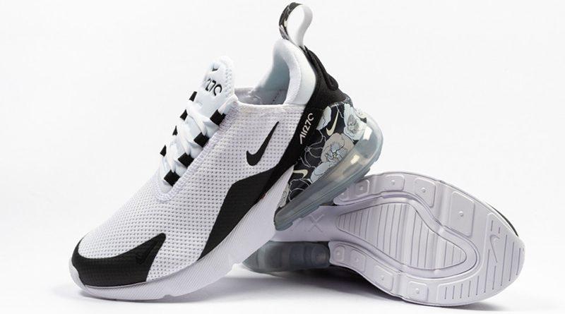 Nike Air Max 270 WMNS ''White/Black''