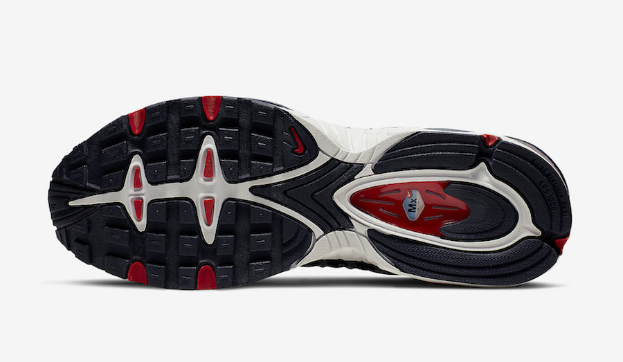Nike Air Max Tailwind IV ''USA'' Sneaker Style