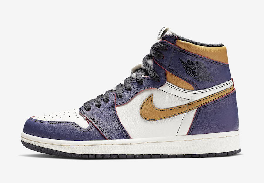 Nike SB x Air Jordan 1 ''Defiant 1'' ''LA To Chicago''