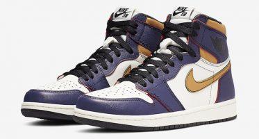 Nike SBAir Jordan 1 ''Defiant 1'' ''LA To Chicago''
