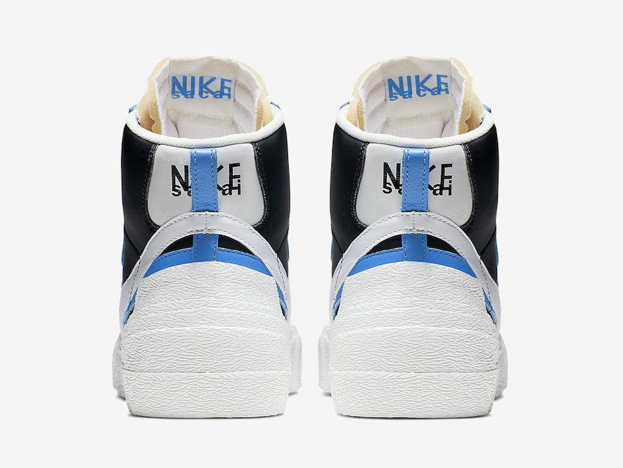 Sacai x Nike ''Blazer with the Dunk''