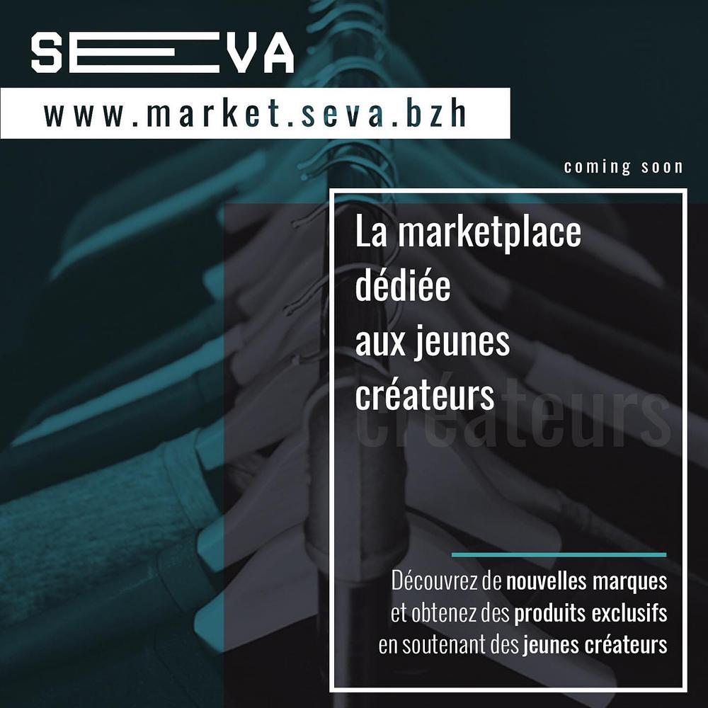 SEVA - Marketplace sneakers et streetwear
