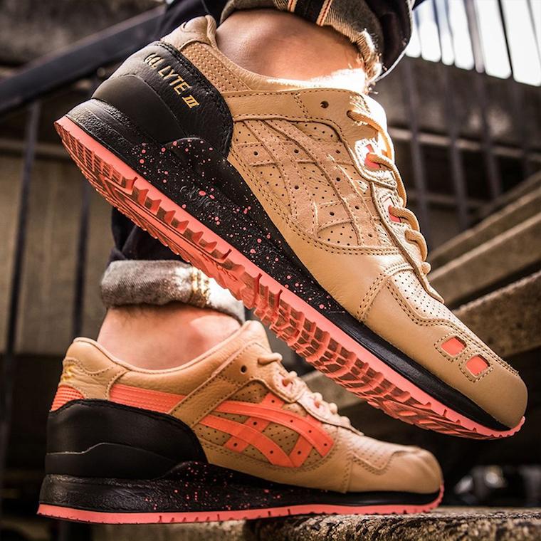 Sneaker Freaker x ASICS GEL-Lyte III ''Tiger Snake''