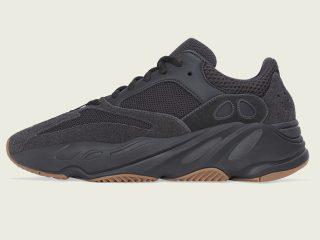 adidas Yeezy Boost 700 ''Utility Black''