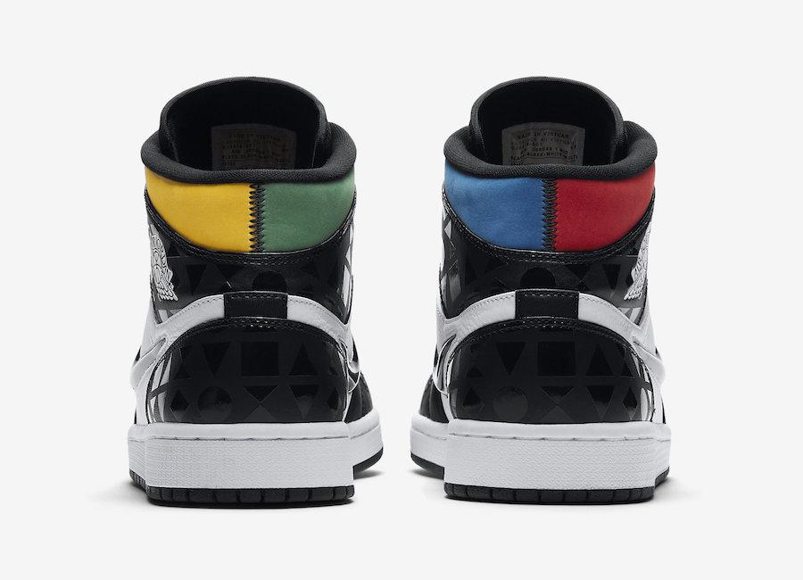 Air Jordan 1 Mid ''Quai 54''
