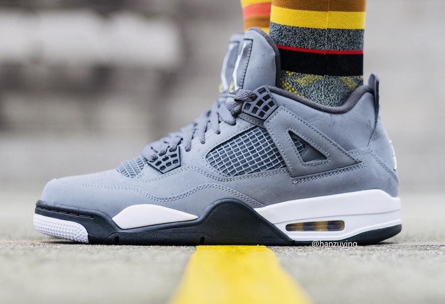 Air Jordan 4 What The : le classique de His Airness aux