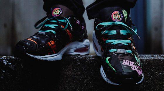 atmos x Nike Air Max2 Light ''Black Alternate''