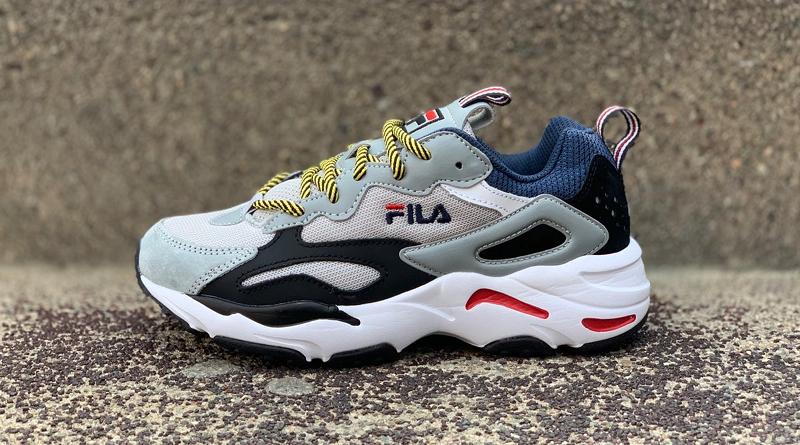 FILA Ray Tracer, la chunky sneaker démocratisée Sneaker Style