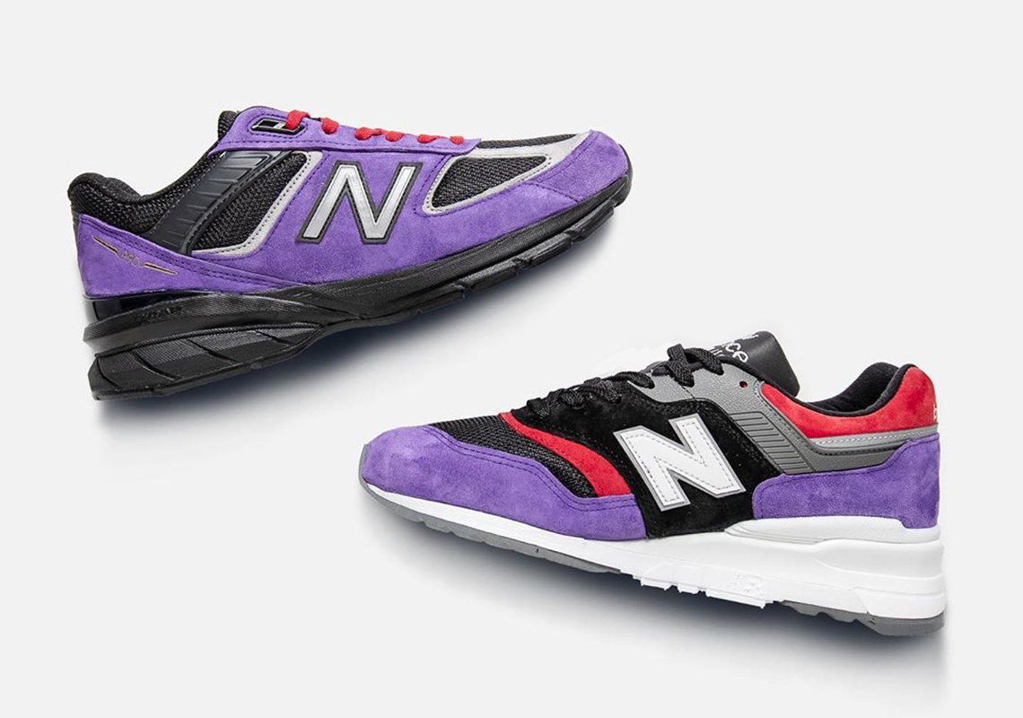New Balance ''Raptors'' Pack