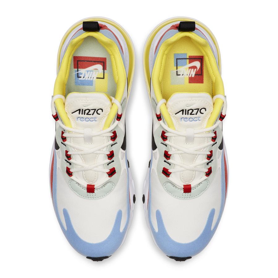 Nike Air Max 270 React ''Bauhaus'' WMNS