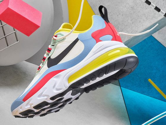 Nike Air Max 270 React ''Bauhaus''