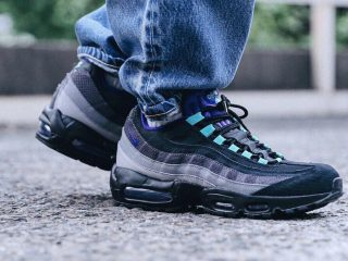 Nike Air Max 95 ''Black Grape''