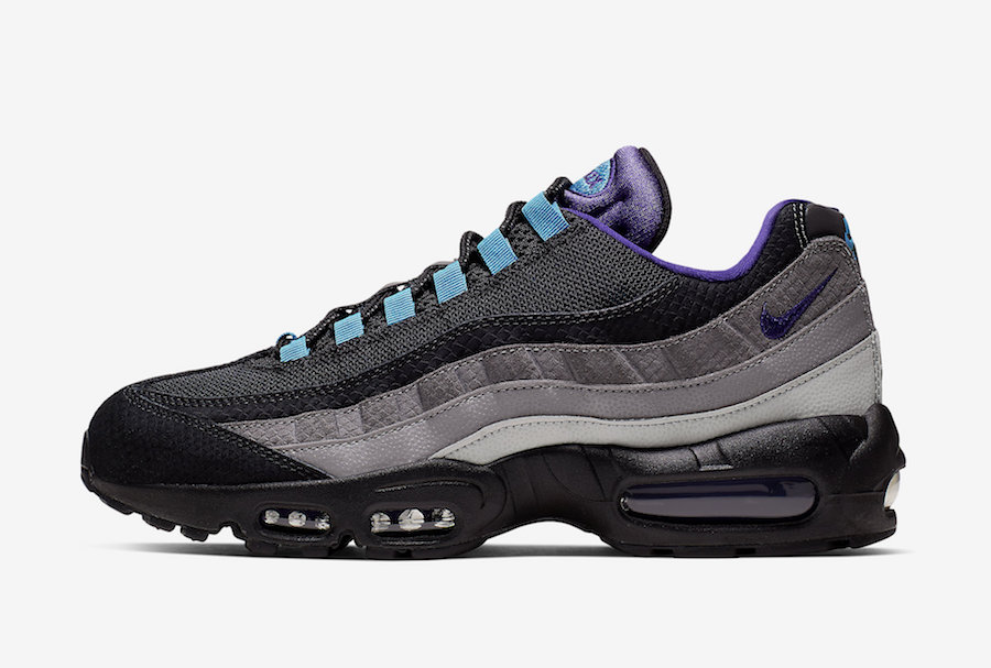 Nike Air Max 95 ''Black Grape''